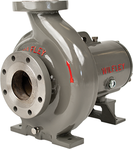 Wilfley centrifugal pumps drylock static seal sulfuric acid