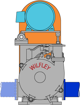 Wilfley Kpro Slurry Pumps Pump Custom Suction Piping Lime Processing