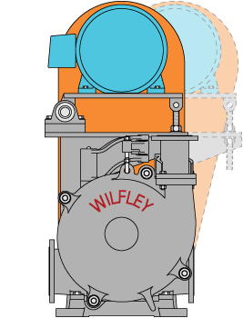Wilfley Kpro Slurry Pumps Pump Optimized Footprint Lime Processing