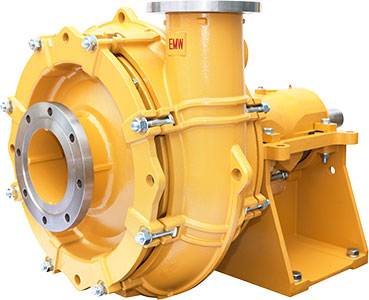 Wilfley EMW Heavy Duty Slurry Pump Pumps