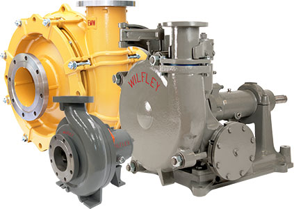 Wilfley Heavy Duty Centrifugal Pumps Pump Copper