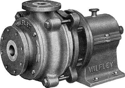 Wilfley Heavy Duty Centrifugal Pumps Legacy Models