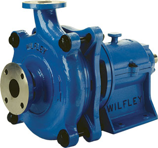 Wilfley Heavy Duty Centrifugal Pumps Model AF Chemical