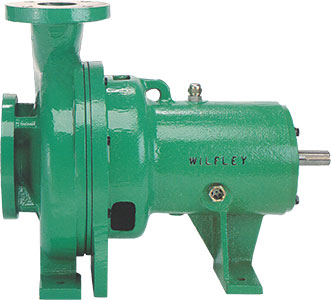 Wilfley Heavy Duty Centrifugal Pumps Model AG Chemical