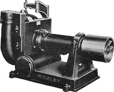 Wilfley Heavy Duty Centrifugal Pumps Model C Slurry
