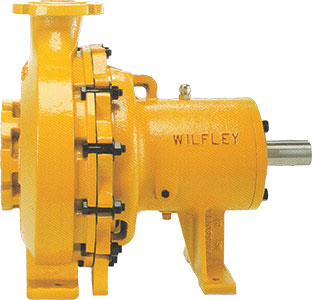 Wilfley Heavy Duty Centrifugal Pumps Model ES Acid Slurry