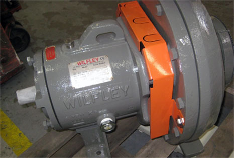Wilfley Centrifugal Pump Rebuild Program